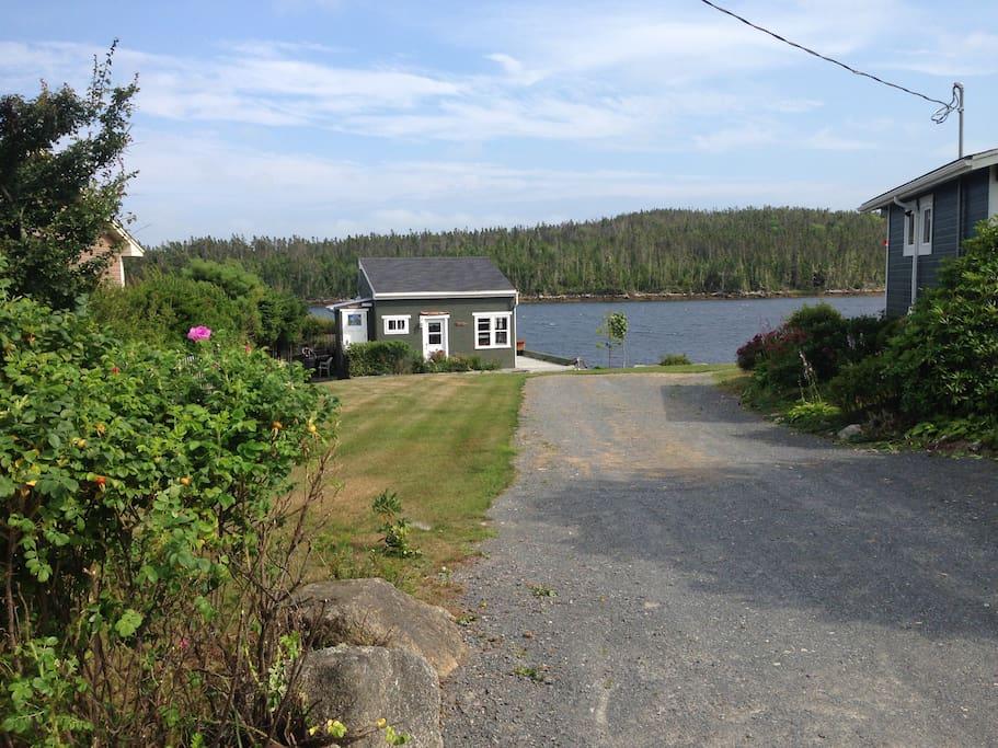 donna u0026 39 s cottage rental on the ocean