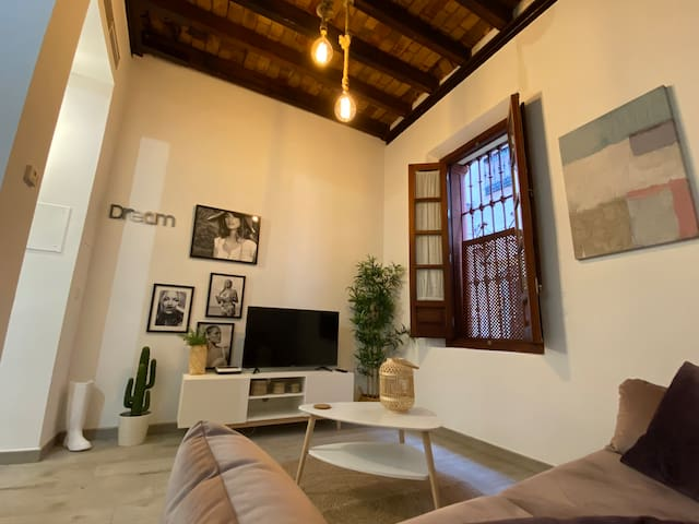 Charming apartment near Casa Pilatos.