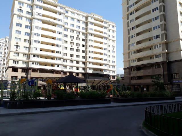 Чистая и уютная квартира в центре города