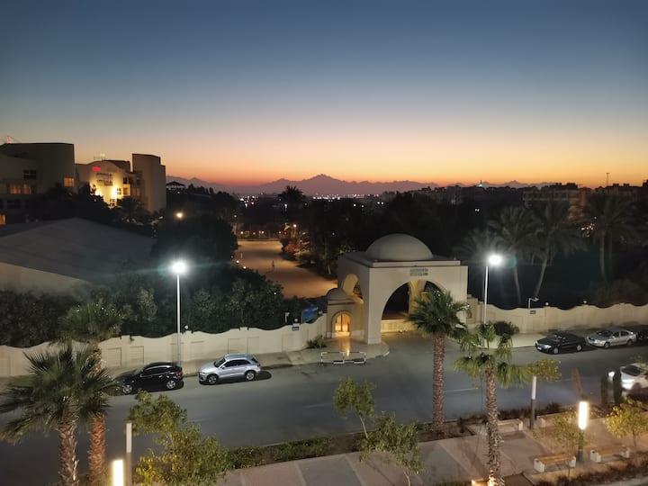 Lotus Compound Studio in Touristic mamsha Hurghada