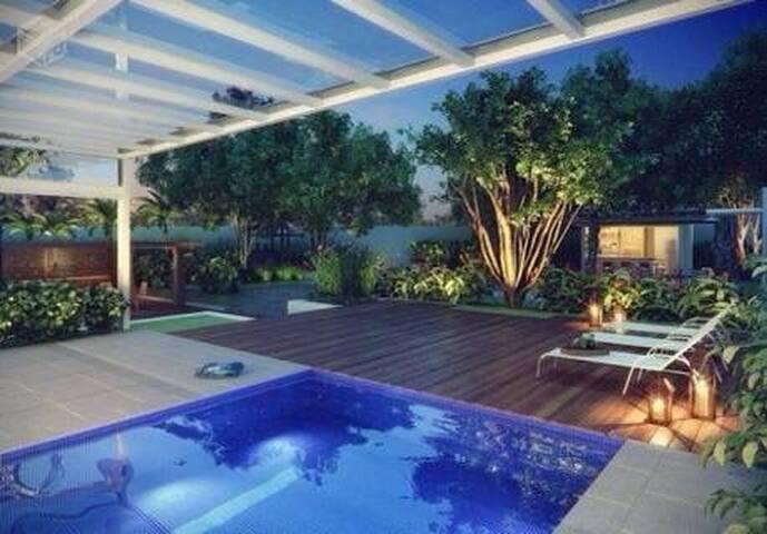 Apt clean & comfortable Campinas - Campinas - Apartmen