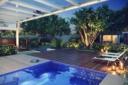 Apt clean & comfortable Campinas - Campinas - Lejlighed
