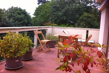 Appt 100 m2 + terrasse/balcon 40 m2 - Le Plessis-Bouchard