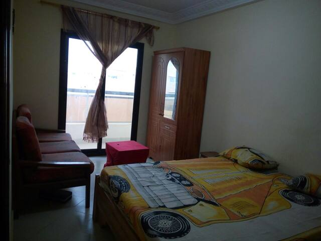 Chambre meuble louer au mois - Dakar - Apartment