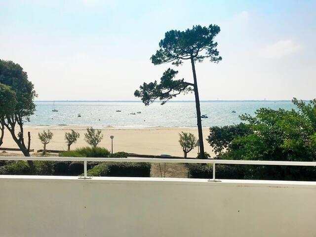 """T2 vue bassin """"Mar y Sol"""""""