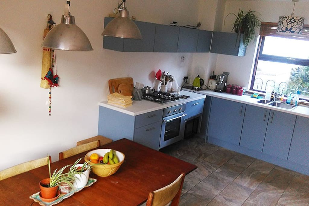 New kitchen with all new appliances
