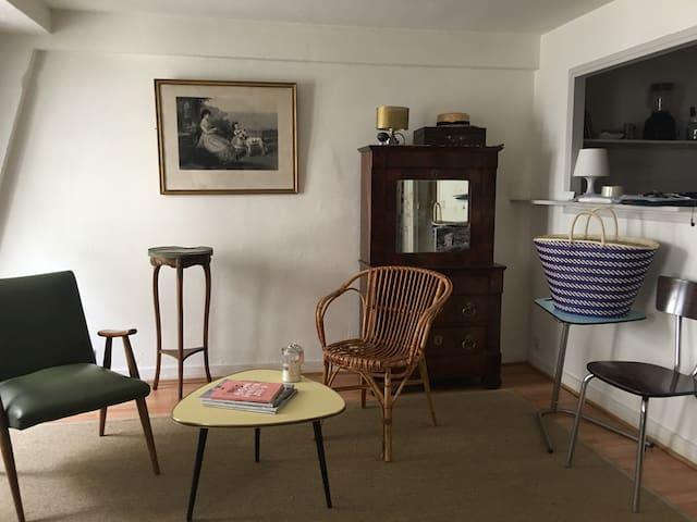 Best Charming Marais Studio 29m2 Place des Vosges