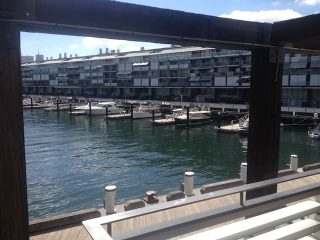 Gorgeous Harbourside Apartment - Millers Point - Apartment