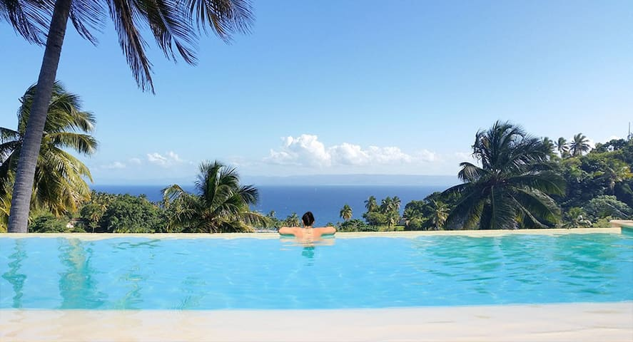 Villa ENGEL - Ocean View - Beach - PRIVATE - Las Galeras - Vila