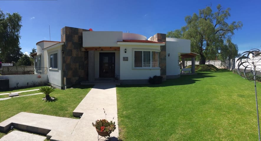 La casa del árbol - Petfriendly - Tequisquiapan