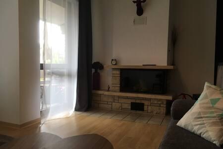 Gemütliche Wohnung top Anbindung an FFM & Wiesbadn - Hattersheim am Main