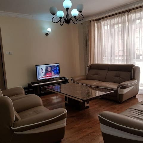 Homely shared apartment in the heart of Westlands