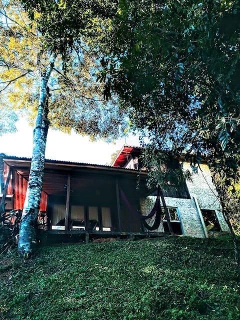 Cabana da Montanha - Sitio AmanheSER