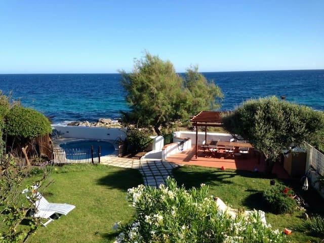 BRICIOLA D'ACQUA-villa sul mare - Leporano Marina