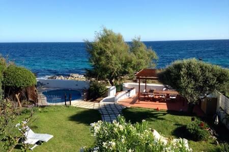 BRICIOLA D'ACQUA-villa sul mare - Leporano Marina - Casa de camp