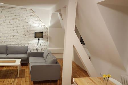 Moderner 2-Zimmer-Altbau nähe Schlossstraße - Berlin - Apartment