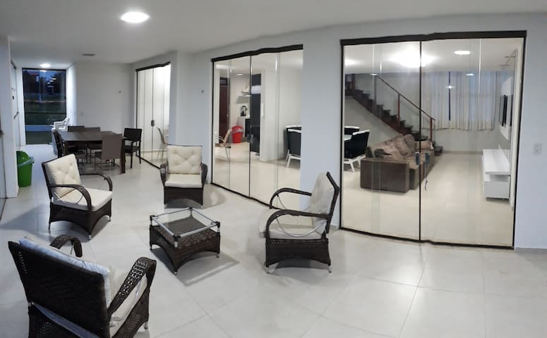 Casa para temporada em Bananeira - PB - Bananeiras - Rumah