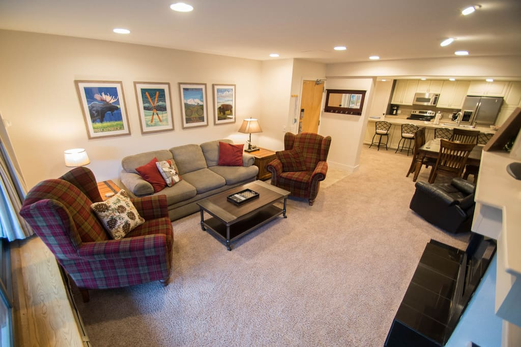 Perfect lodging for keystone conference center for Cabine in keystone colorado