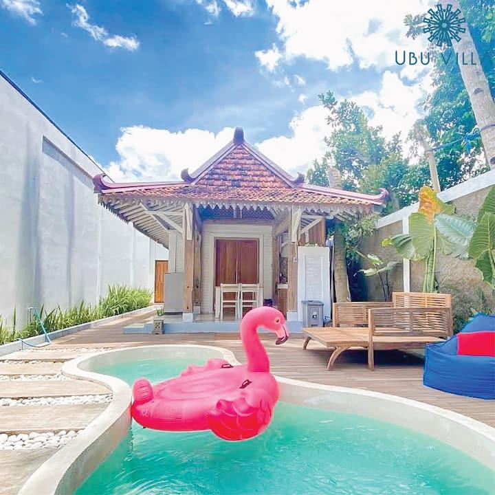 Ubu Villa Nayan - Modern Wood