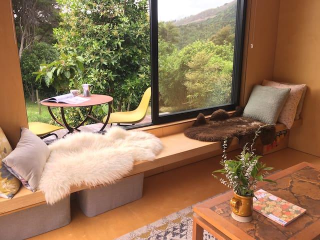 Kanuka Huts Eco Retreat