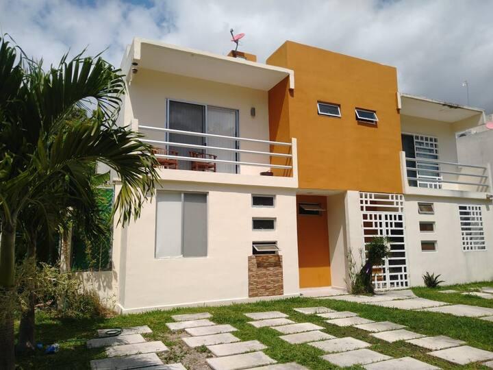 Casa Otto excelente ubicación en la Riviera Maya.