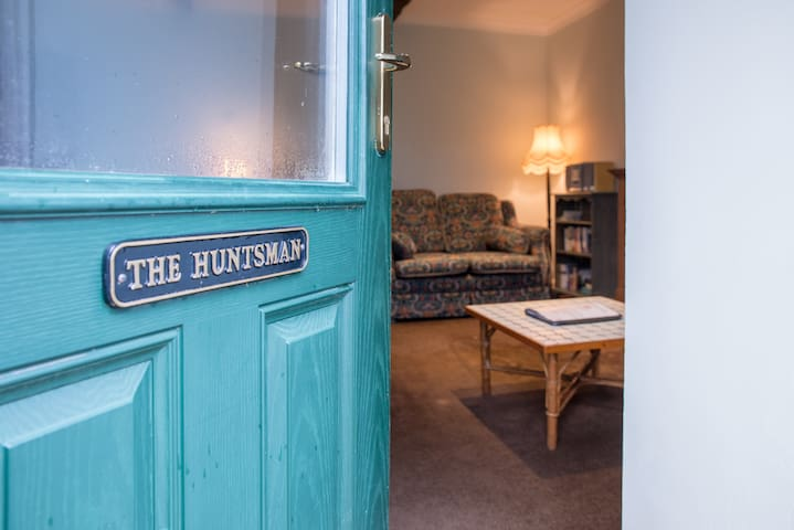 Huntsman entrance