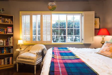 Charming private bedroom near beach - Los Angeles - Maison