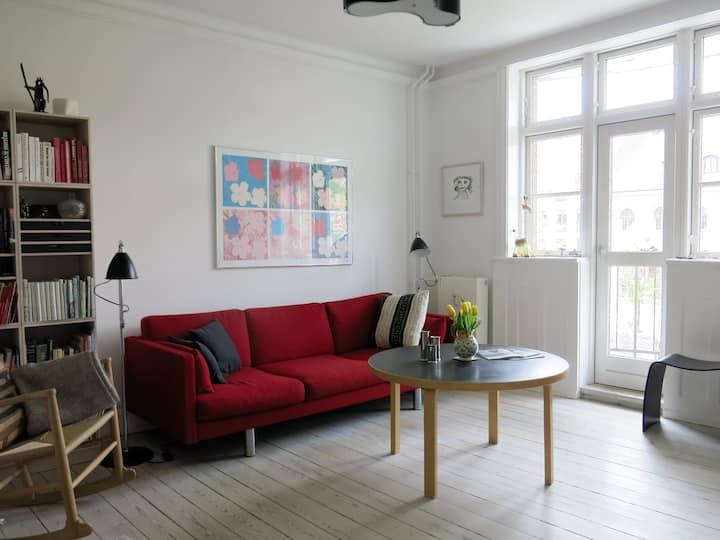 Christianshavn - 1 Bedroom - Close To Metro (1379-1)