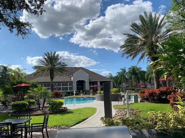 """the best vacation in the heart of Orlando  """