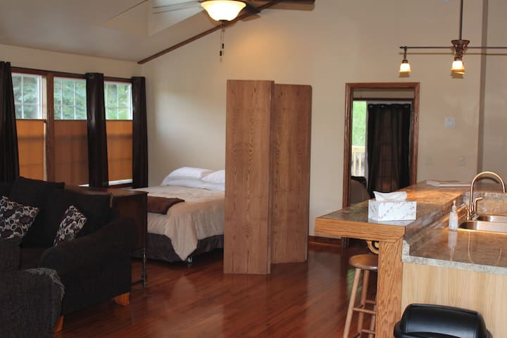 Mad Mountain Lodging, beautiful Black Hills Forest - Deadwood