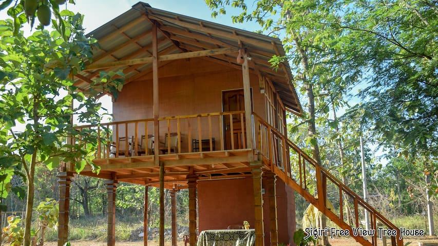 Sigiri Free View Tree House