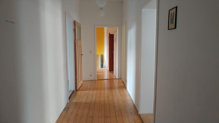 Altbauwohnung im Szeneviertel Linden, Hannover