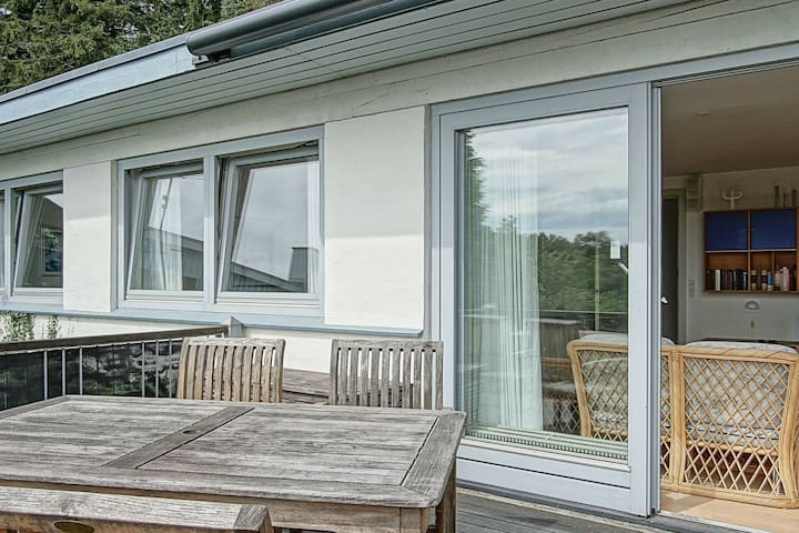 Stylish Apartment in Bornholm with Terrace