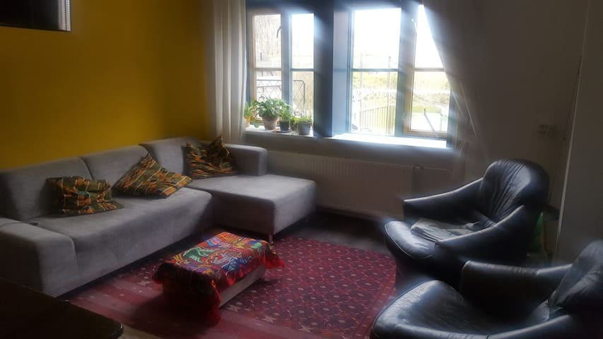 2 Pers. Apartment in Amsterdam!