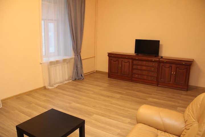 Двухкомнатные апартаменты на Курской