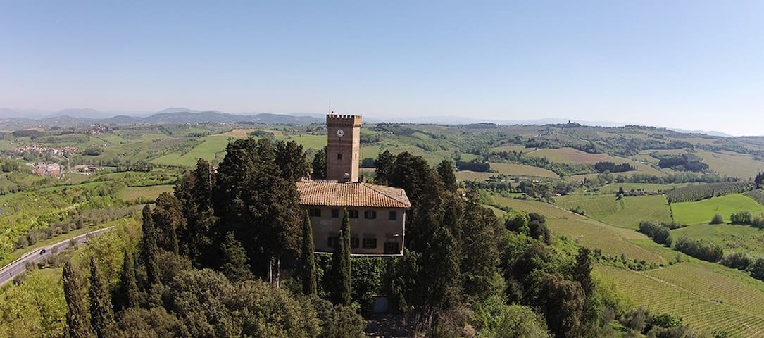 Castello Sonnino - Wine Maker Apartment