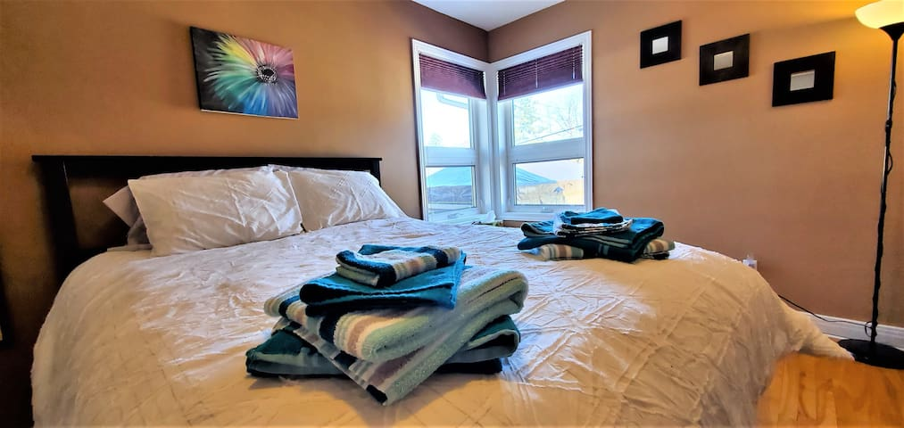 Home Away From Home - Master Bedroom :)