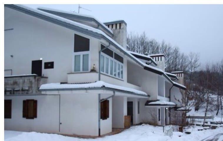 Bilocale per amanti dello sci