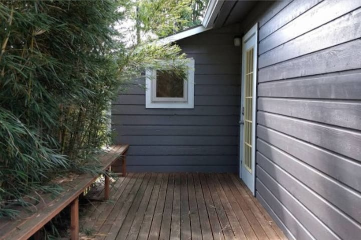 Island Artist's Retreat - Vashon - Guesthouse