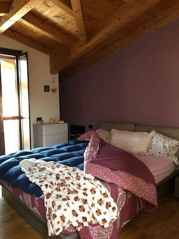 Apartament in Pavia nearby San Matteo hospital