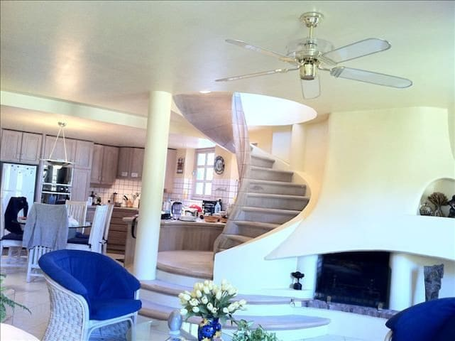 Tranquil, traditional perched village apartment - Peillon - อพาร์ทเมนท์