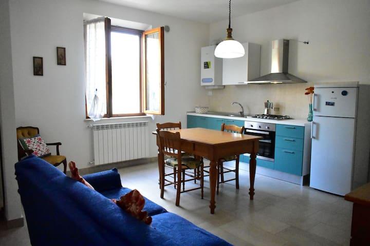Appartamento a Serre di Rapolano per 2 persone