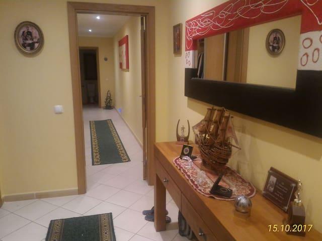Private luxury double bedroom in ALVOR