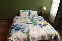 Uses as a comfortable double bed(160x200cm) in living room