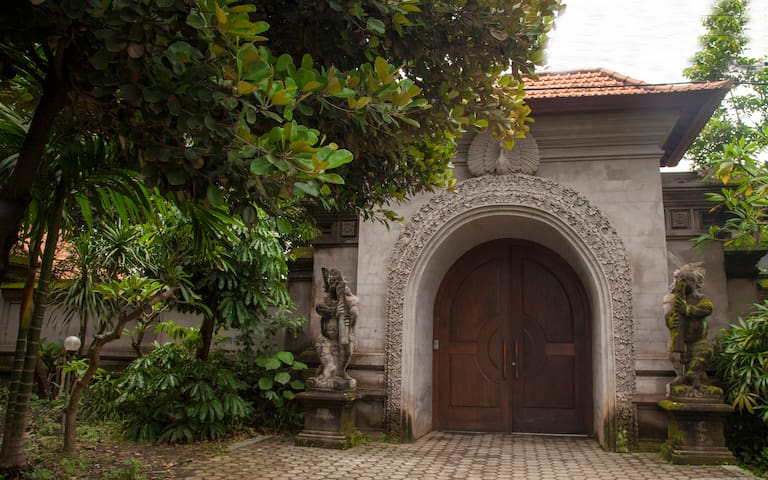 Authentic Balinese House, Near Keramas Beach