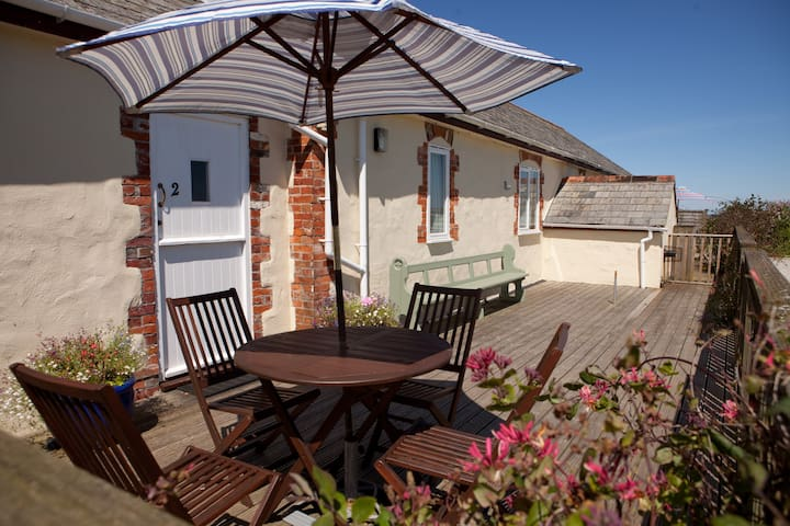 Stunning rural views only mins from Newquay - Saint Newlyn East - Chatka