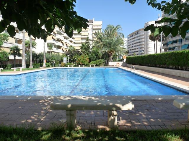Apartament in Playa de Gandía - Grau i Platja - Apartment