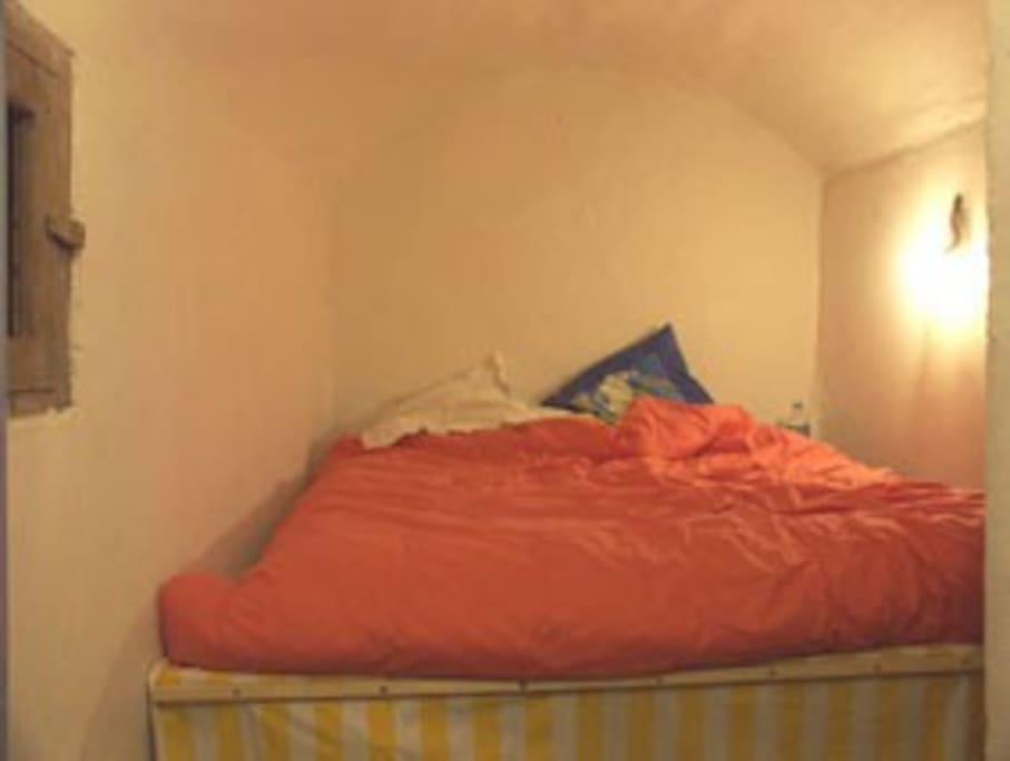 Petite chambre coin montagne