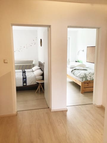 Up to 2 cosy rooms close to Munich and mountains.