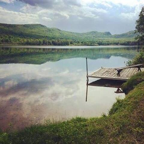 Wintergreen Lake